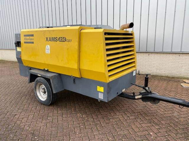 Atlas Copco XAMS 850 CD 7