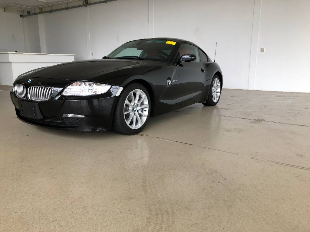 BMW z4 coupe 3.0SI aut **